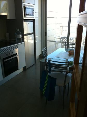 IBH Apt Diamond: kitchen