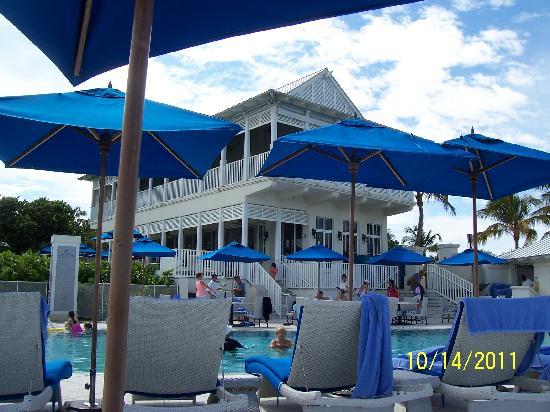 The Seagate Hotel & Spa: Beach Club