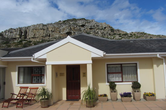 Anha Casa Guest House: Frontansicht des Hauses