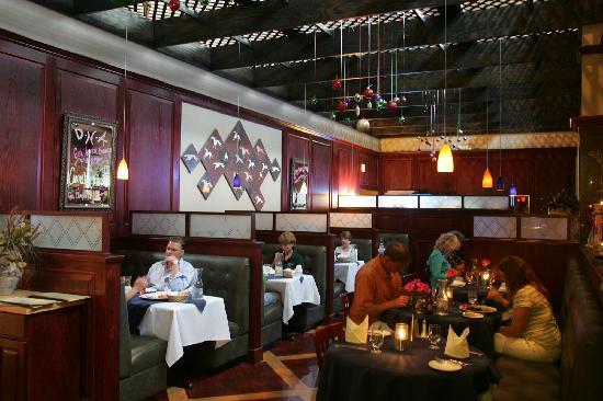 The Rushmore Hotel & Suites: Enigma Restaurant