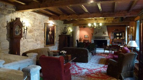 Hotel Convento de San Benito: Geschichtsträchtiger Leseraum