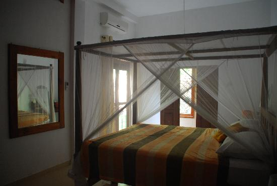The Secret Guesthouse: double room