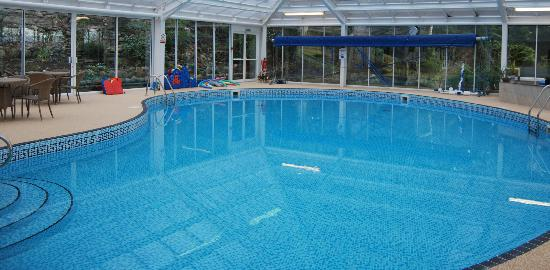 Knock Castle Hotel & Spa: Swimming Pool