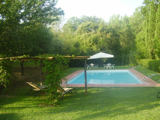 Villa Baciolo: Pool