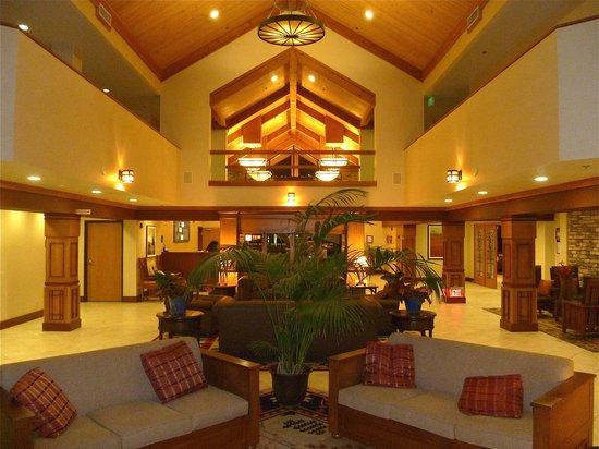 Holiday Inn Express Walnut Creek: Hall
