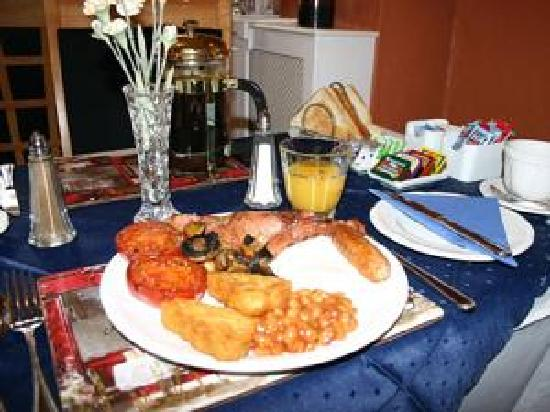 Exton House: A hearty home cooked breakfast the best way to start the day