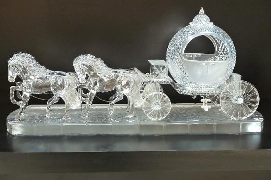 Waterford, Irlandia: Cinderella's carriage