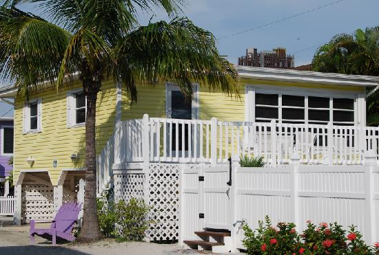 Cottages of Paradise Point: Sun Cottage