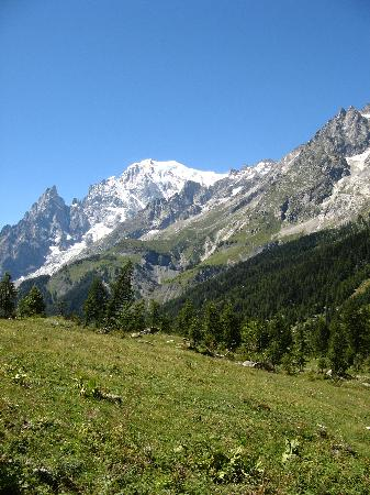 Camping Grandes Jorasses Prices Campground Reviews