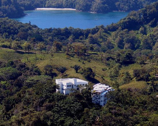 Gaia Hotel & Reserve: GAIA AERIAL VIEW