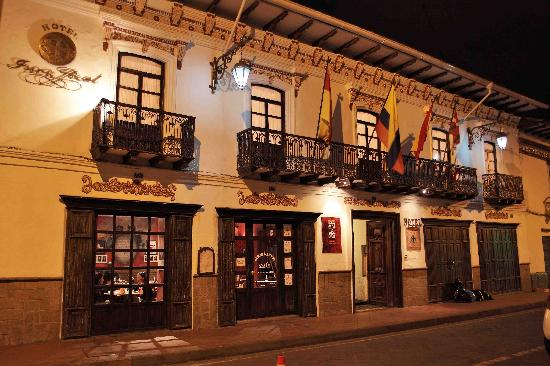 Photo of Hotel Inca Real Cuenca