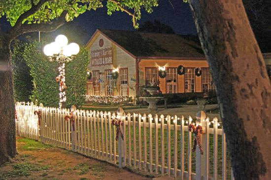 It's Christmastime in Old Tomball, Texas