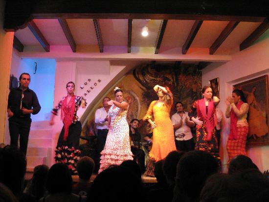 Tablao Flamenco Los Gallos: flamenco