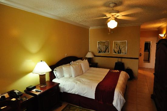 راديسون فورت جورج هوتل آند مارينا: Room
