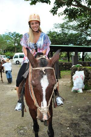 Costa Rica Pura Vida Swiss Management Day Tours: Horseback riding