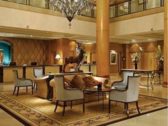 Millennium Gloucester Hotel London Kensington: Lobby