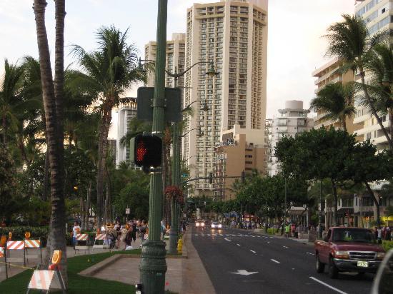 Aston Waikiki Beach Hotel Strip