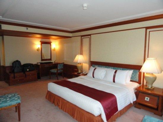 Holiday Inn Chiang Mai: Bedroom