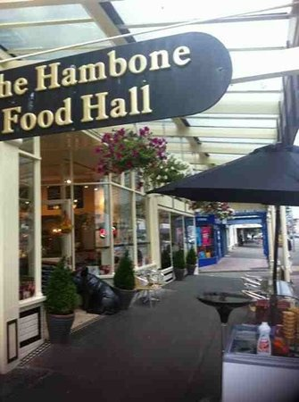 ‪The Ham Bone Brasserie & Deli‬