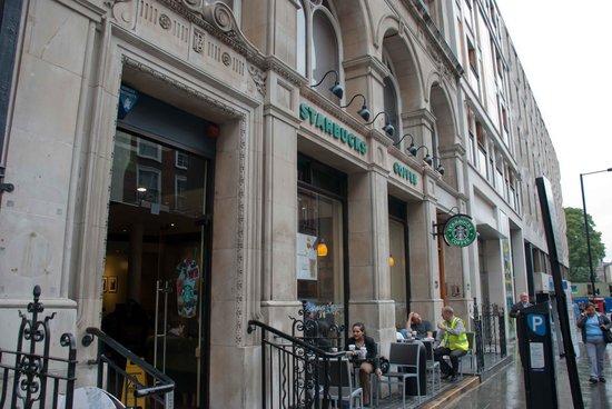 Photo of Coffee Shop Starbucks at 22-23 Princes Street, London W1B 2LU, United Kingdom