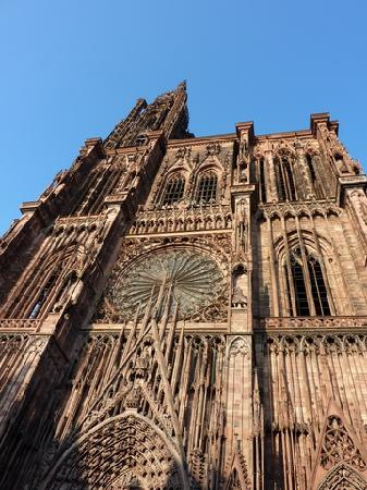 Cathedrale Notre Dame de Strasbourg: カテドラル