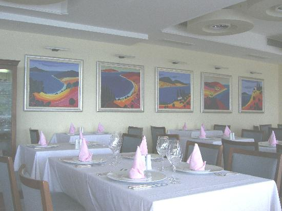 Restaurant More Dubrovnik : Dining Room
