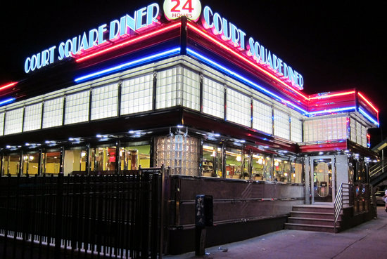 Exceptional Court Square Diner