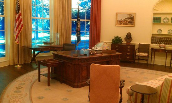Carter Center: Oval Office