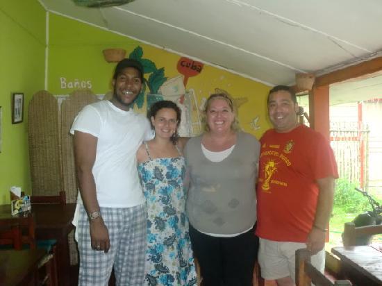 El Cafecito Lonza: con Rita y Martin