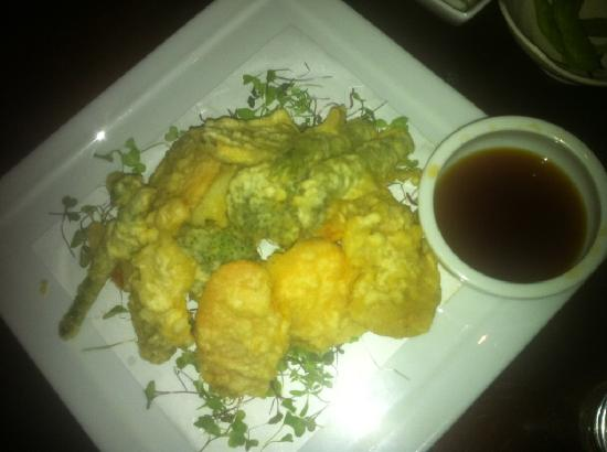 Koi : Vegetable Tempura