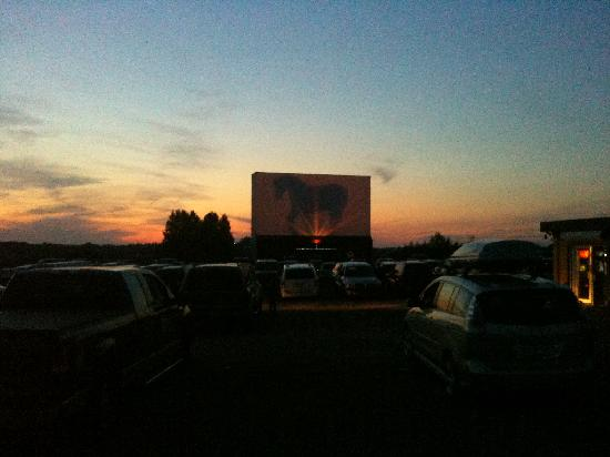 Mustang Drive-In: Great Spot!