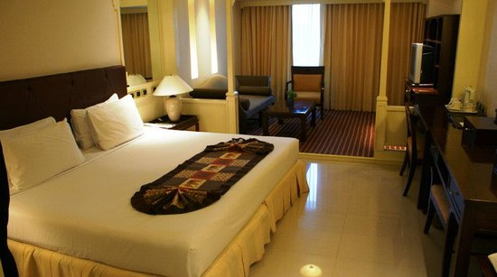 Royal Cliff Grand Hotel : My suite