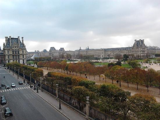 Hotel Brighton Rue De Rivoli Paris