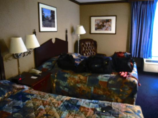 Rodeway Inn & Suites Boulder Broker: nicely decorated