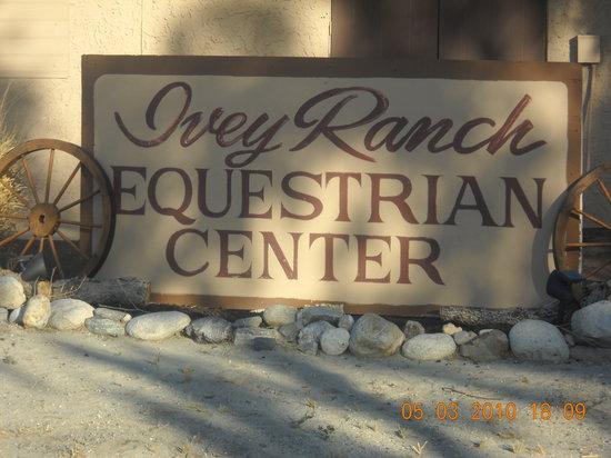 Thousand Palms, Kalifornien: Authentic Western Ranch