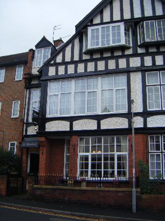 St. Raphael Guest House: St Raphael house