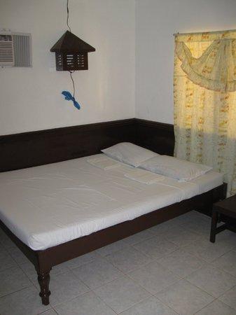 Budyong Beach Resort: Bed