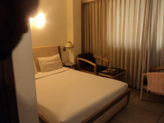Komfort Terraces Business Boutique Hotel: Good Room, Clean