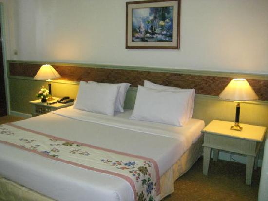 Tanyong Hotel Narathiwat : Dubble Deluxe Room