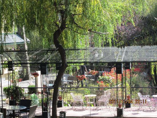 Shervani Hilltop: resort