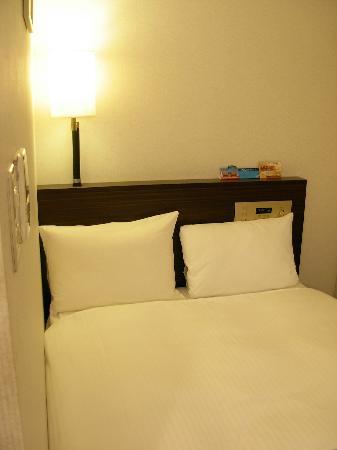 APA Hotel Sakai Ekimae : ベッド