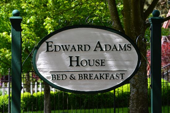 Edward Adams House B&B: Edward  Adams House Bed & Breakfast
