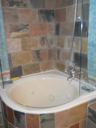 Sandiacre House : Spa Bath