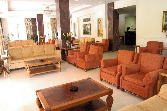 Hotel Park : Loby