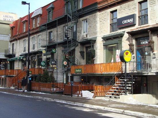Photo of Irish Pub Hurley's Irish Pub at 1225 Crescent, Montreal, Canada