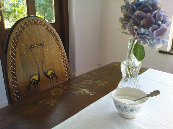 Bleanaskill Lodge: Some of the art at Bleanaskill