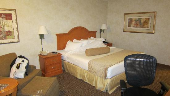 Best Western Plus Carriage Inn: Room (#209 ?)