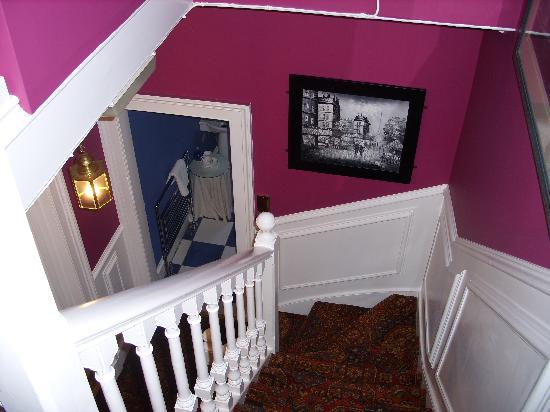 Sandaig Guest House: Corridor