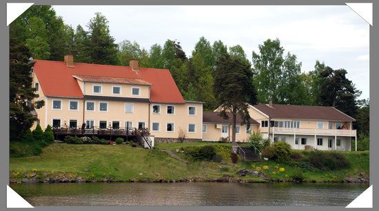 Haveruds Hotell & Spa: View from Håveruds aqueduct