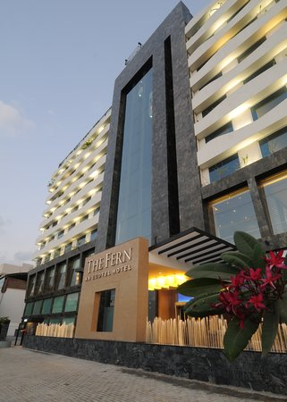 The Fern Ahmedabad : The_Fern_Ahmedabad_Hotel Exterior